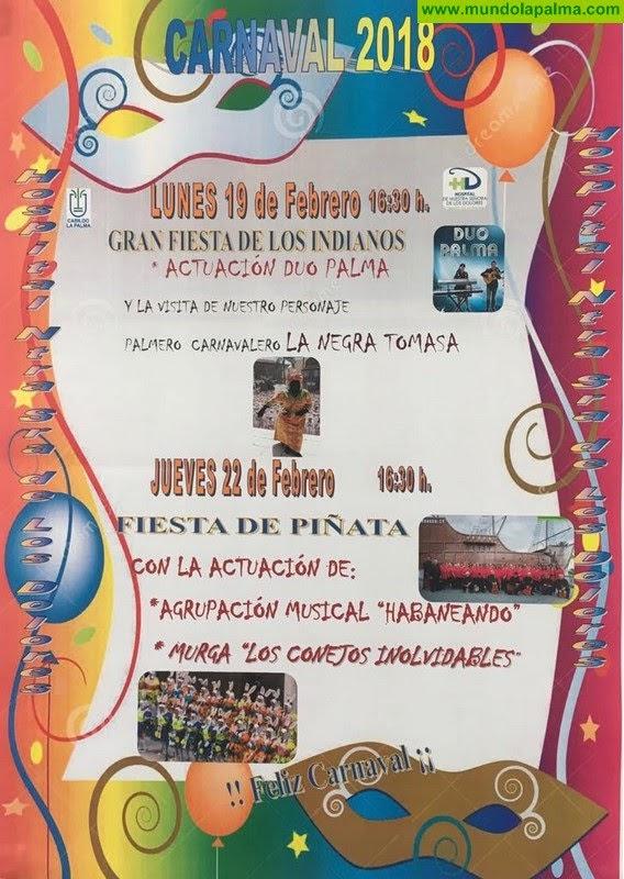 El Cabildo celebra el Carnaval en el Hospital de Nuestra Señora de Los Dolores