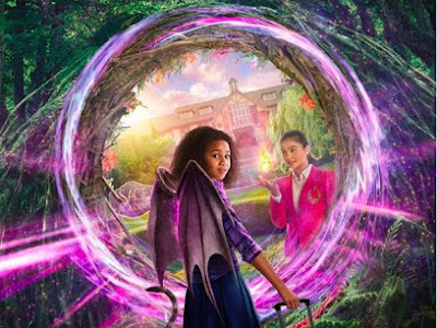 Movie: Upside-Down Magic (2020) (Download Mp4)