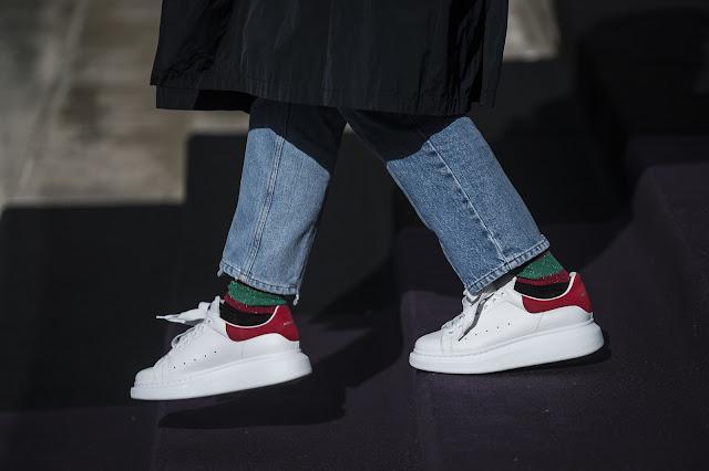 Retro Trendy shoes