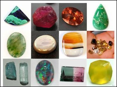 Jenis dan Macam Batu Mulia