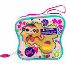 Littlest Pet Shop Purse Monkey (#1361) Pet