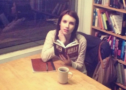 Book Recs Of The Rock And Famous Emma Roberts