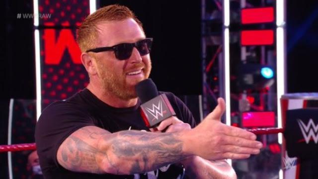 Booker T comenta se a WWE deveria recontratar Heath Slater