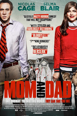 MOM AND DAD - Cartel Pelicula