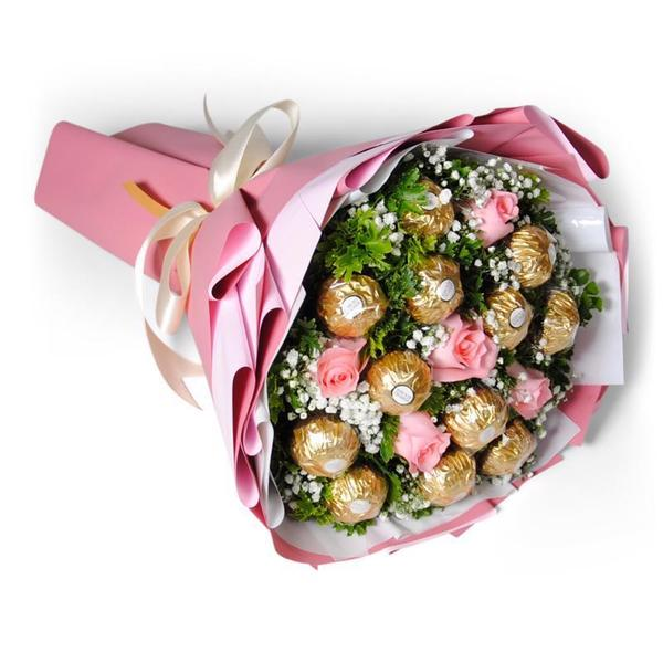Chocolate Bouquet- surprises