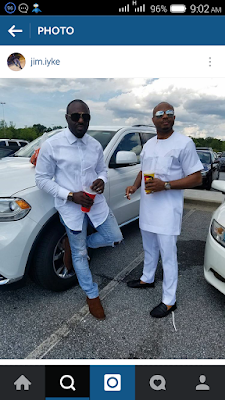 LOL....See what Jim Iyke told a fan who advised him to go and marry