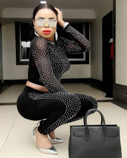 How I Went To The Beach With Davido In My Dream — Bobrisky Narrates