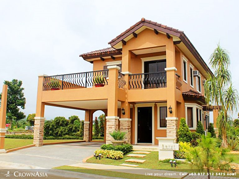 Valenza - Beryl| Crown Asia Prime House for Sale in Sta. Rosa Laguna