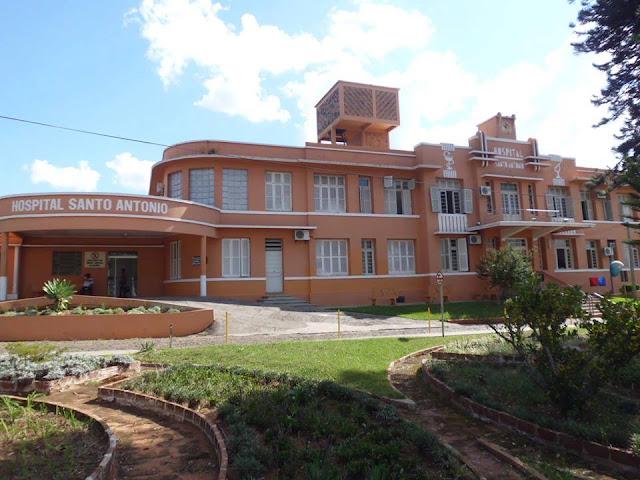 A direção do Hospital Santo Antônio e funcionários convidam a comunidade da cidade e interior do município para participar da ARCA DE NOÉ 2018.