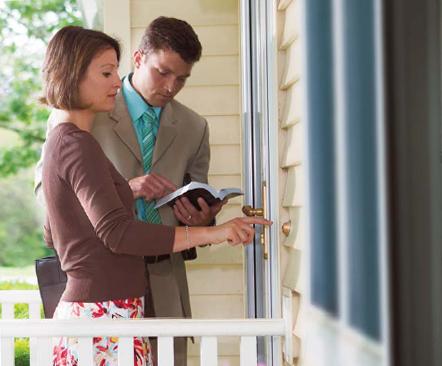 Geova testimone datazione di un non credente