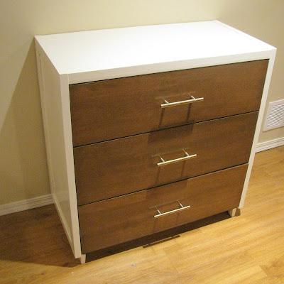 Refurbished mid-century vintage dresser - image 2