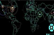 Norse Attack Map: mapa mundial de ciberataques DDoS en tiempo real