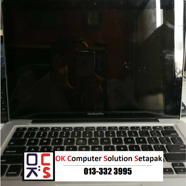 [ FIXED ] MAC CANNOT ON | REPAIR MAC GOMBAK