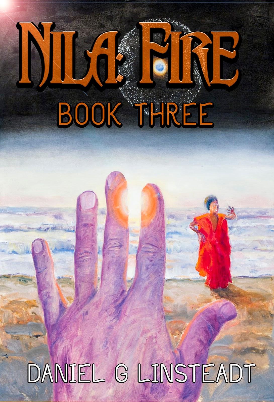 Daniel Linsteadt Presents Nila Water Air Fire
