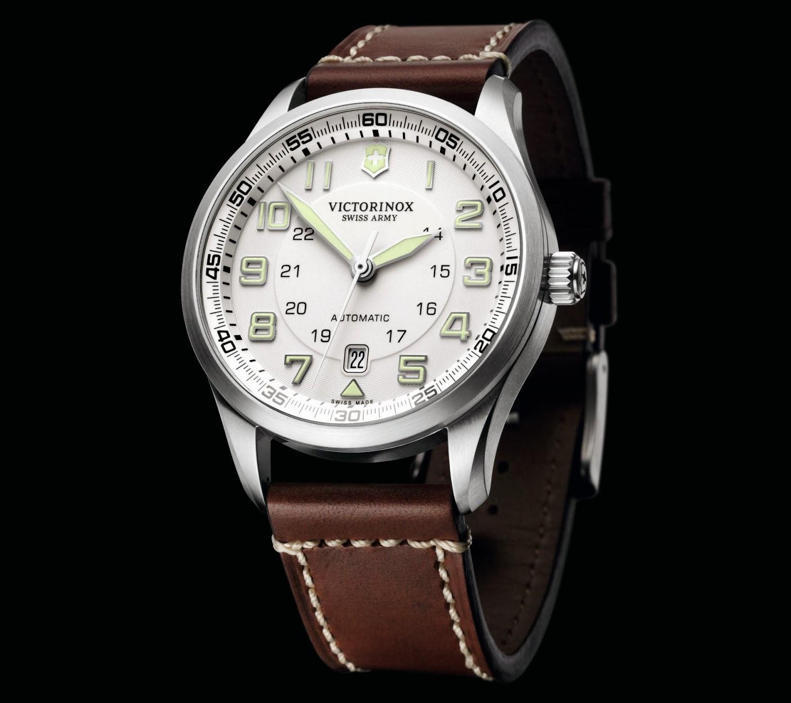 Chanel klockor,Rolex Oyster klockor: Victorinox Schweizer Armee ...