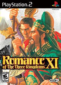 Romance of the Three Kingdoms XI PS2 ISO [Ntsc] MG-GD