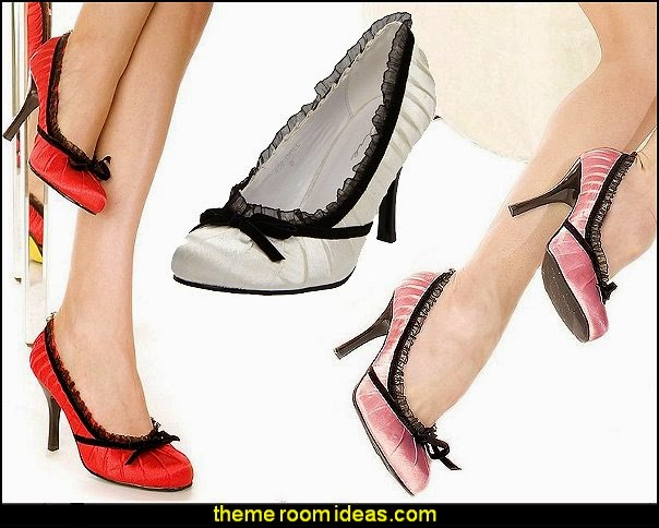 Women's -Doll Pump shoes