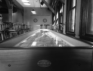 Shuffleboard in Colorado Springs
