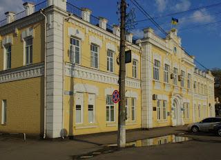 Миргород. Колишня міська Дума. 1912 р. Районна адміністрація