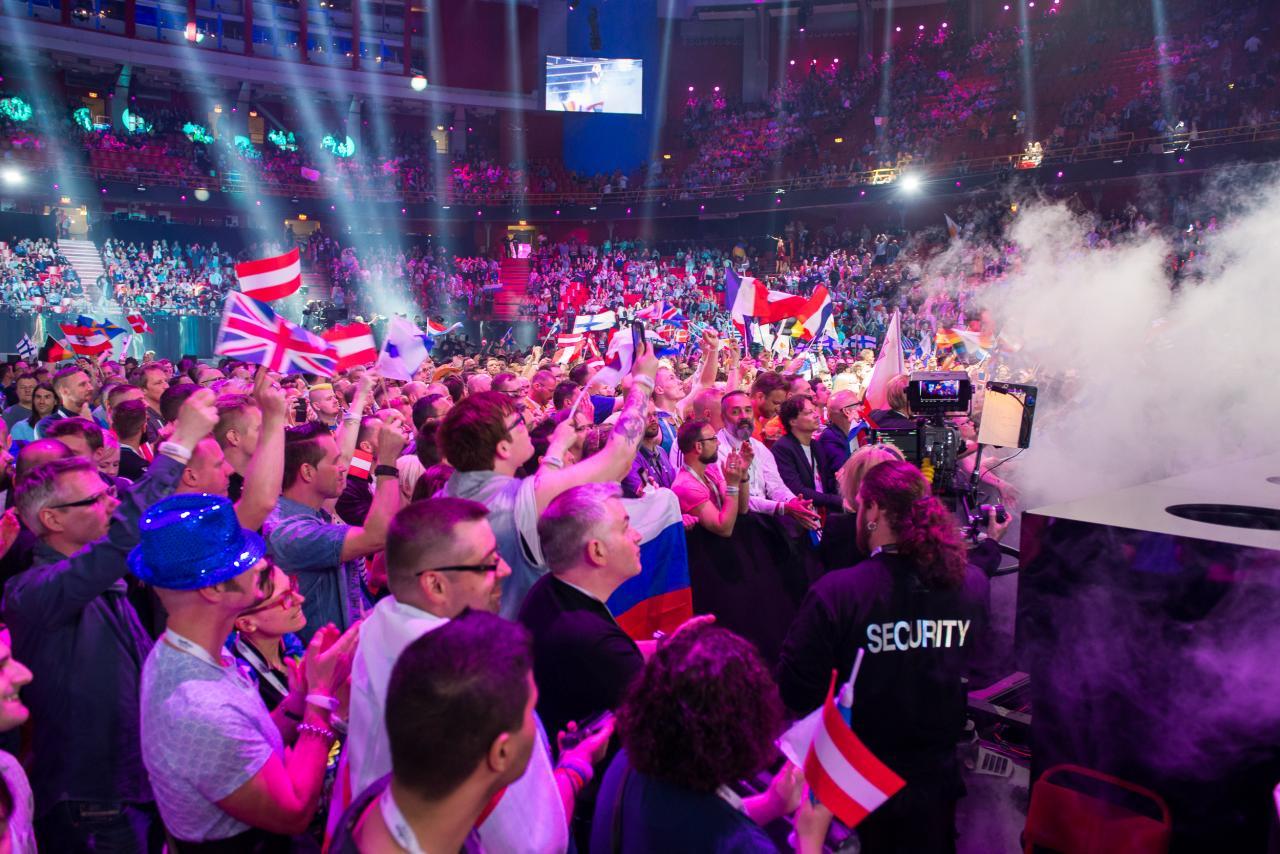 Eurowizja 2018 - moje top 10