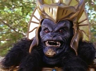 Goldar mask