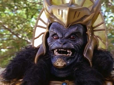 Goldar mask