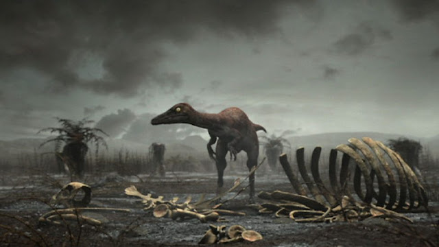 Tectonic Shifts, Not Meteorite Behind the Dinosaurs Extinction, Says New Evidence