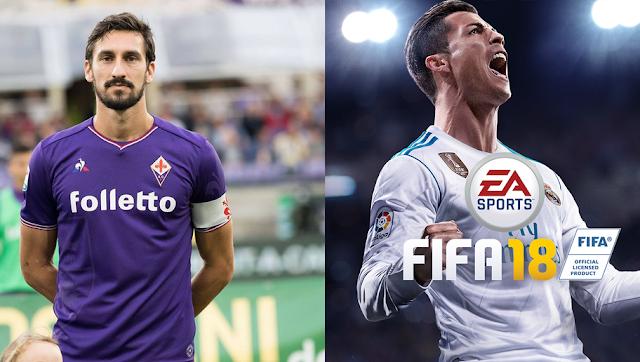 La pratique honteuse des joueurs FIFA après le décès d'Astori
