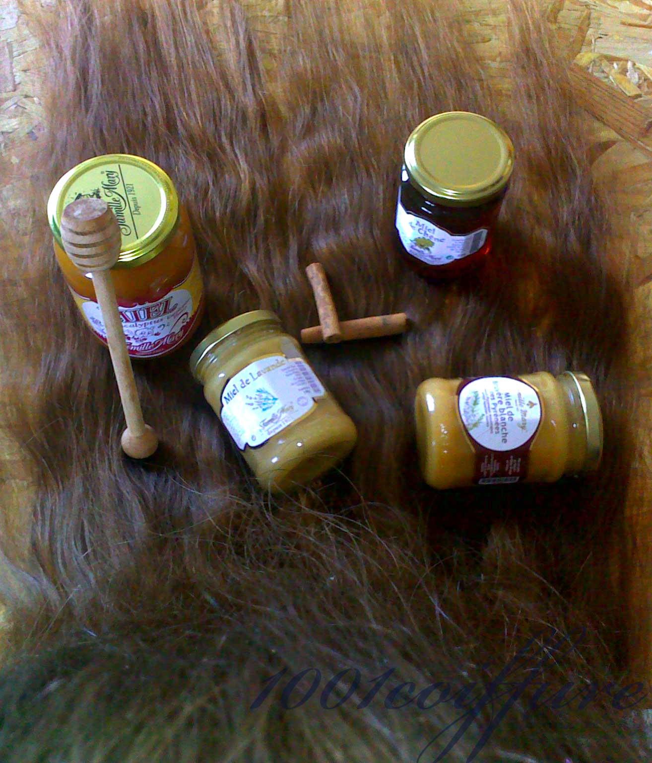 1001 coiffures le miel et les abeilles euh non du. Black Bedroom Furniture Sets. Home Design Ideas