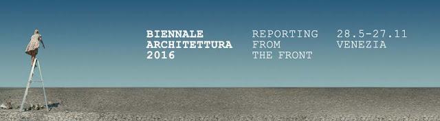 Biennale Architettura 2016, Benátky, expozice, zahájení