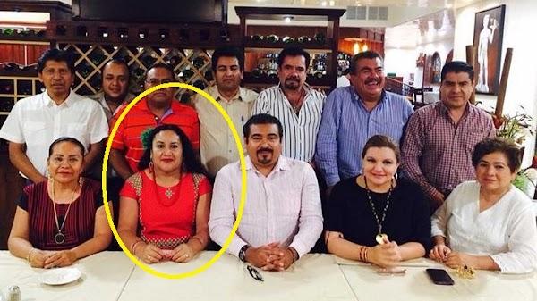 "Funcionaria del PRI en Oaxaca se hizo pasar como ""damnificada"" para recibir 360 mil pesos"