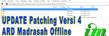 UPDATE Patching Versi 4 ARD Madrasah Offline