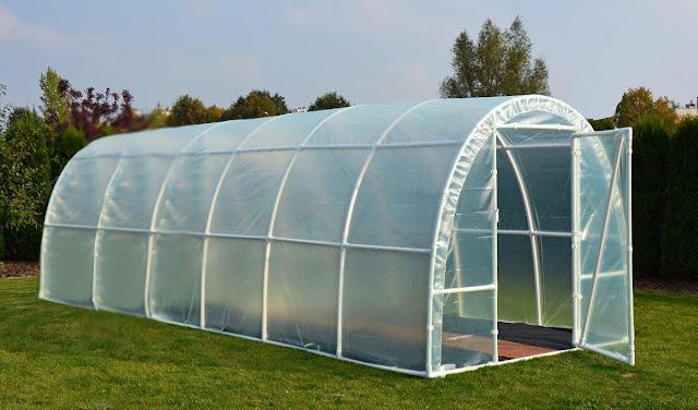 Jak zagospodarować tunel foliowy w Naszym ogrodzie?