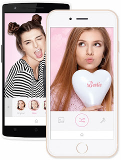 Camera360 releases selfie app Bestie for Android and iPhone