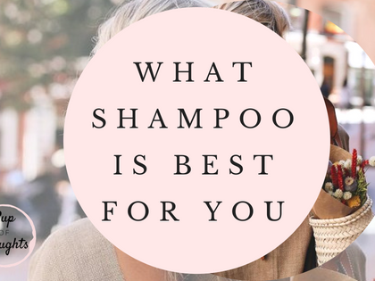 What Shampoo Is Best For You