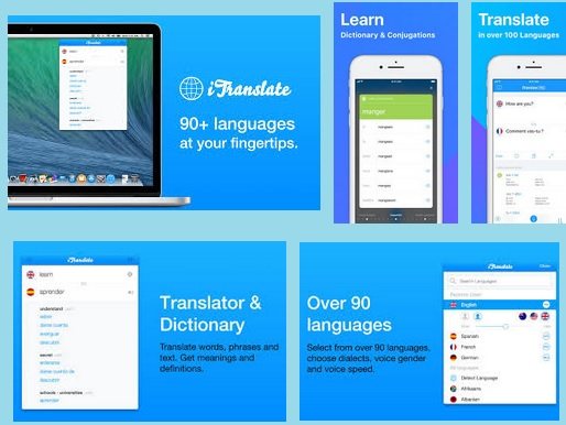 iTranslate Translator & Dictionary PRO v4.5.6 [Unlocked] Apk Android