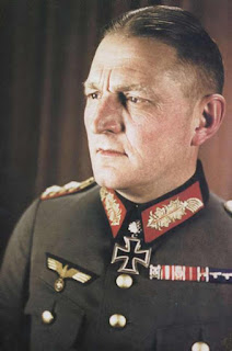 Friedrich Wilhelm Ludwig Hoßbach Color photos of German officers worldwartwo.filminspector.com