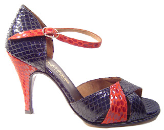 Mythique tango woman shoes