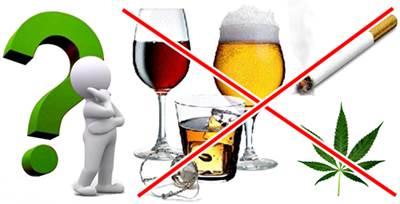 Evita fumar y beber licor si quieres aumentar el tamaño de tus músculos