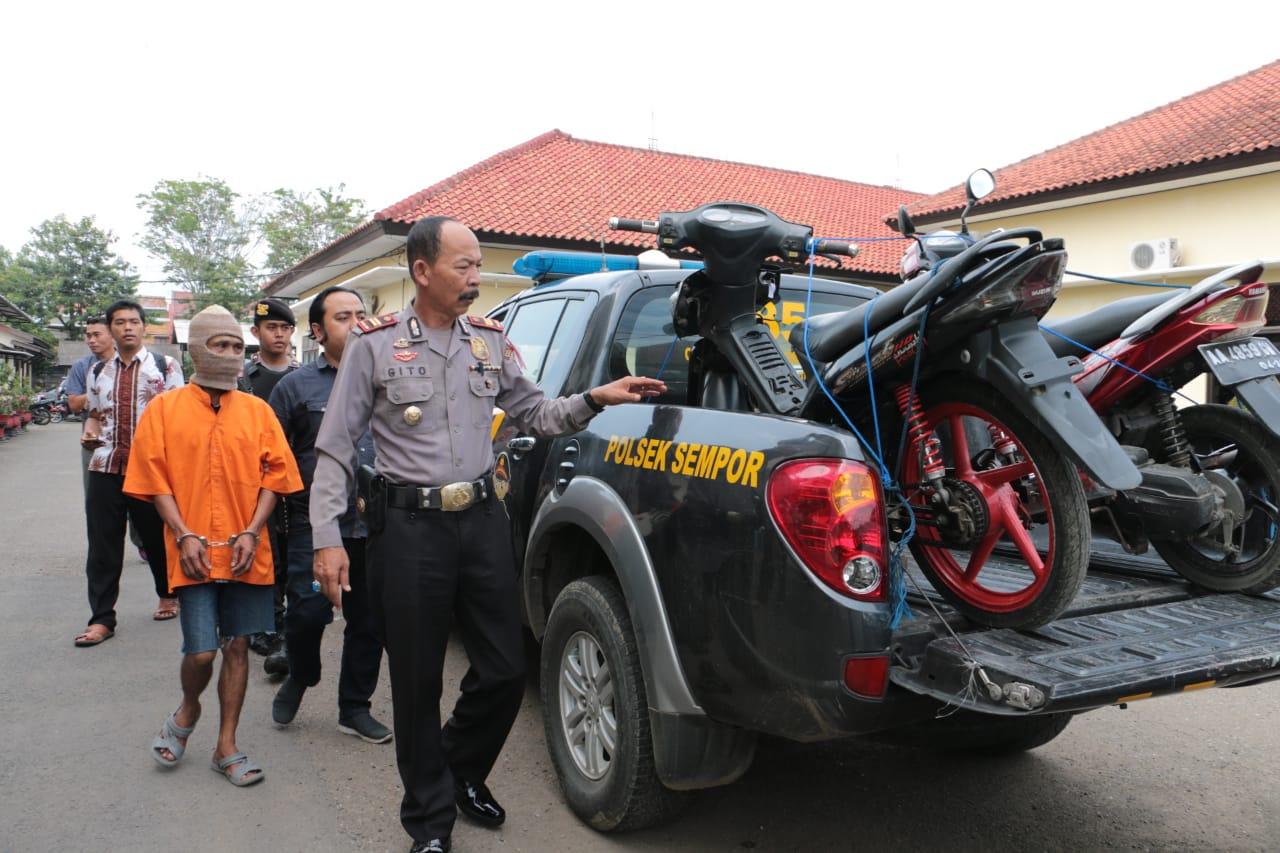Jual Motor Temanya Sendiri, Warga Kuwarasan ini Terancam Dipenjara 4 Tahun