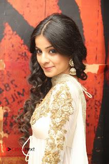 Telugu Actress Mahima Makwana Stills in White Desginer Dress at Venkatapuram Movie Logo Launch  0080.JPG