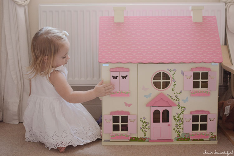 playing house - dear beautiful {a family lifestyle blog}