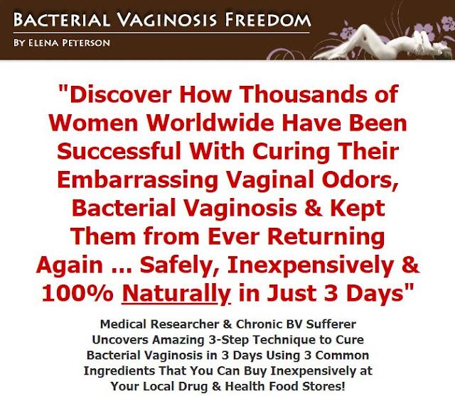 Bacterial Vaginosis Freedom