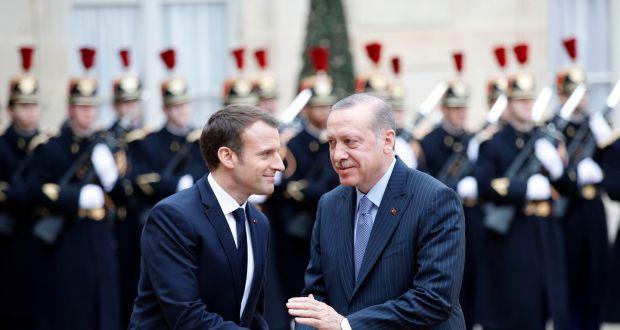 Η Γαλλία Γίνεται ο Νέος Εφιάλτης της Τουρκίας