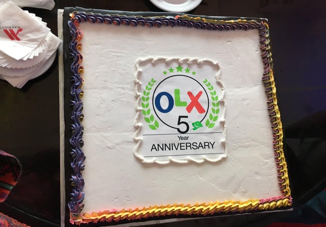 Amk: olx: baich dai 5 years celebration!