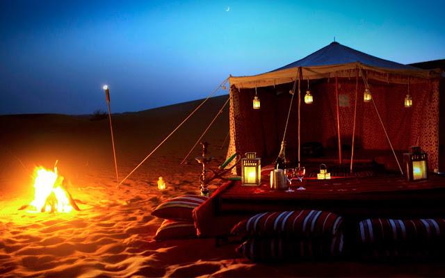 Romantic Places to Visit in Dubai Honeymoon night safari