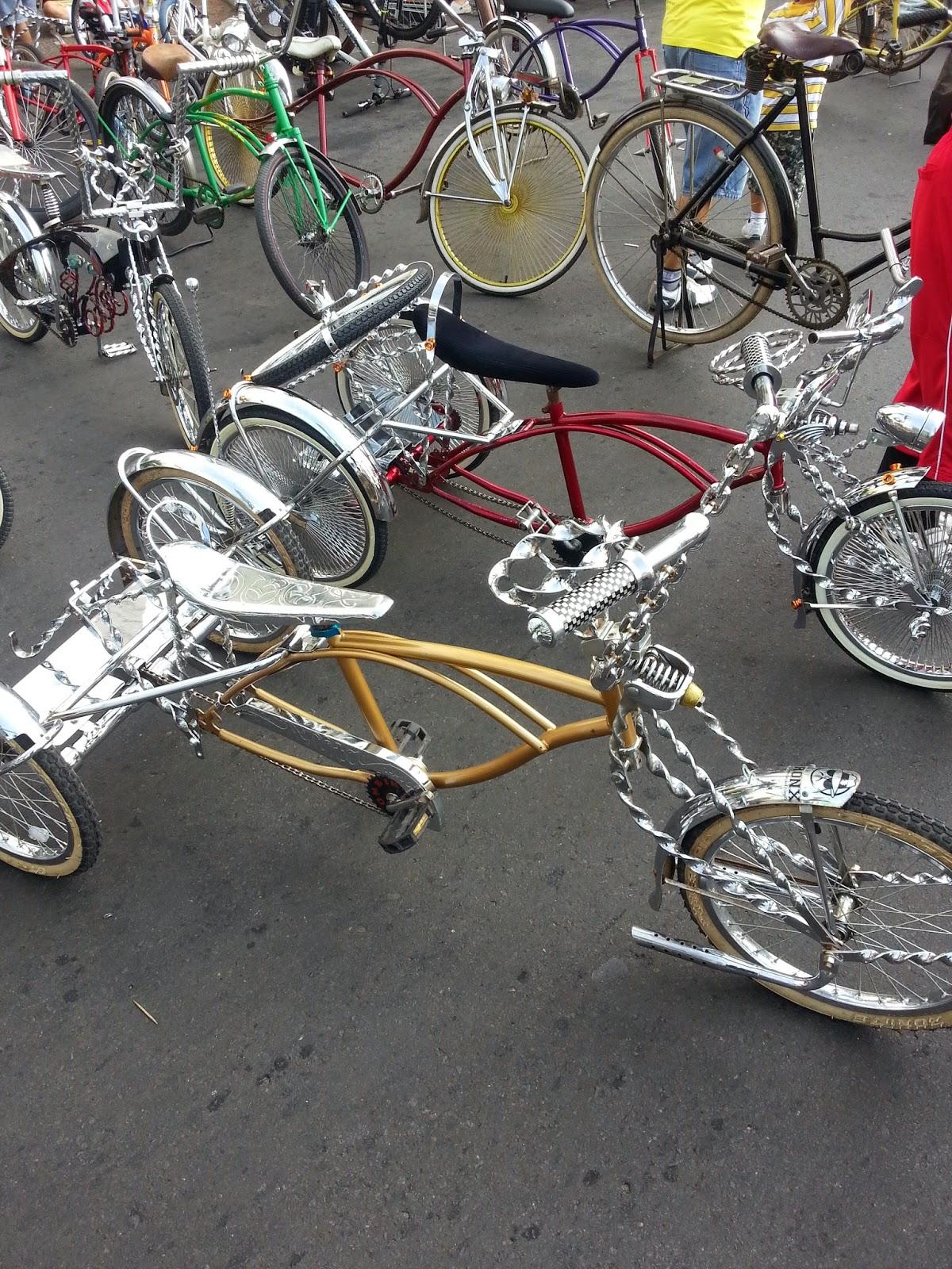 Sweet Iron Lowrider Jenis Jenis Sepeda Lowrider