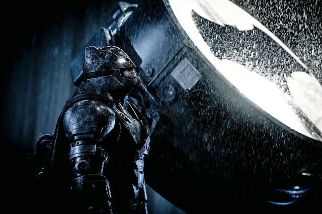 BvS : Dawn of Justice Decoded
