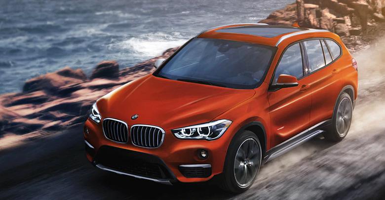 BMW X1 Width
