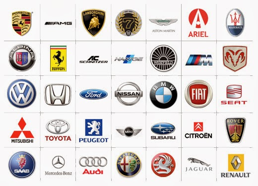 Luxury Car Logos